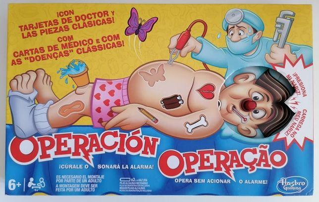 """Jogo """"Operação"""""""