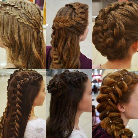 Плетение кос,афрокудри/локоны, причёски.Киев, выезд. ОБУЧЕНИЕ