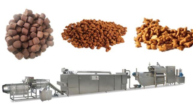 Produção Rações Animais domésticos / PET Food