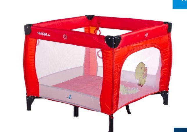 Kojec Caretero niemowlęcy, łóżeczko turystyczne dla dziecka, kojec