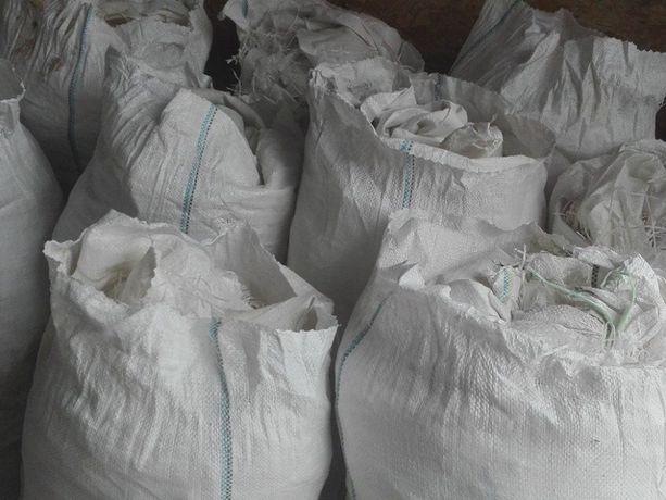 Мешки. полипропиленовые Б/У один раз использованные с под высевки