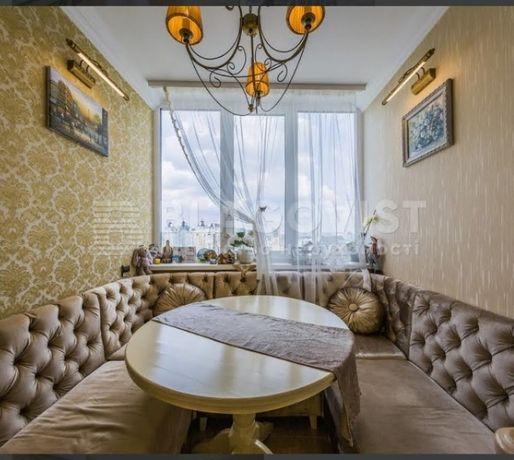 Сдается 3-х к квартира, Русановка, м.Левобережная, Киевская Венеция