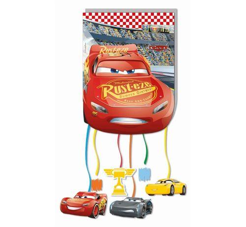 """Piniata """"Cars 3"""" 28 x 21 cm dla dziecka Od reki!"""