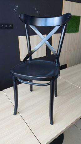 Krzesło klasyczne drewno kolor czarny AG-150P Radomsko