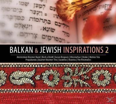 Balcan & Jewish Inspirations Vol. 2 (2 CD)