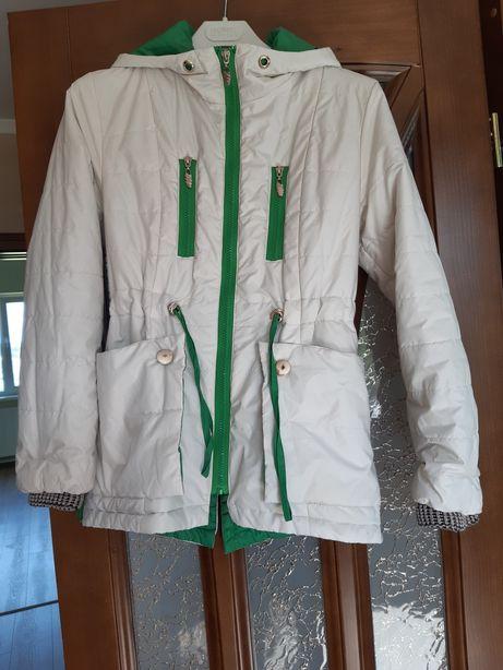 Весняна демісезонна куртка, парка, пальто на 9-12 років