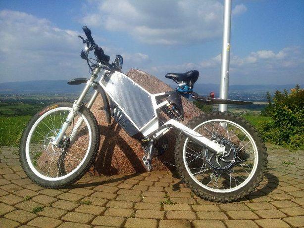 Rower Elektryczny V-max 85 Zasięg do 640km 10 kW!!!