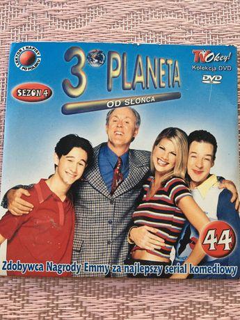 Płyta DVD 3 planeta