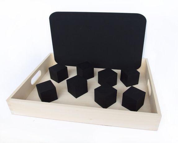 Tablica sylabowa-logopeda-pomoc edukacyjna Montessori
