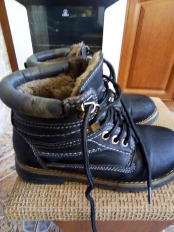Зимові черевики для хлопчика