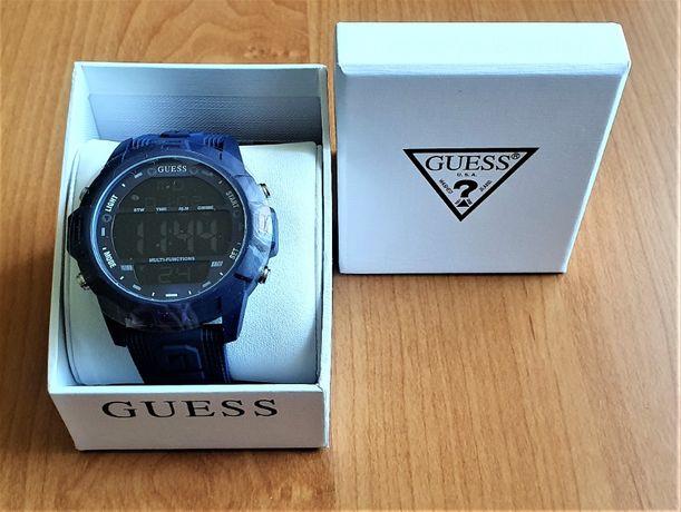 Idealny Prezent dla Mężczyzny - Nowy Zegarek Guess - Pełna Gwarancja