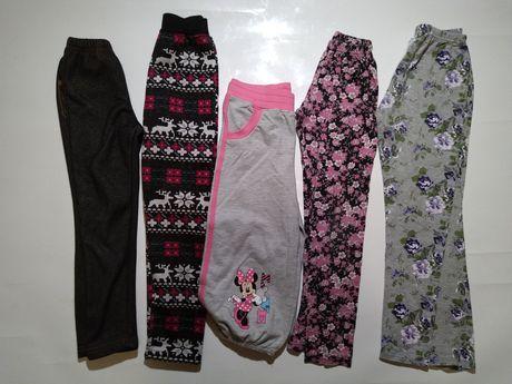 14 par spodni dresowych 128
