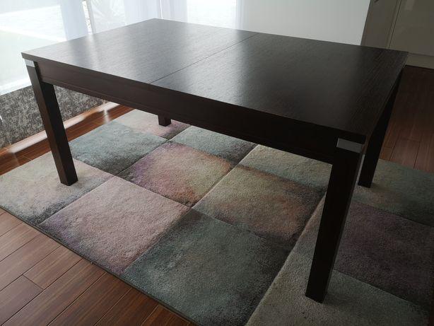 Stół rozkładany, fornir naturalny