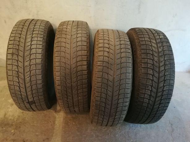 Резина, шини 215/60 r16 Michelin зима