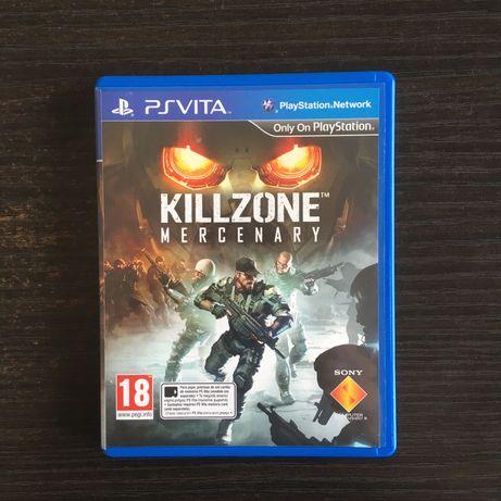 Killzone Mercenary, PS Vita