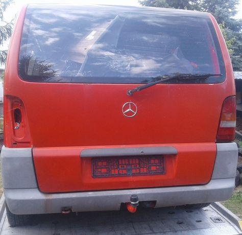 Wydech Rura Mercedes VITO W638 2.2 CDI