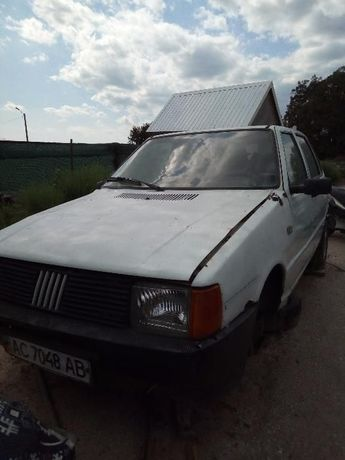 Fiat uno на запчасти