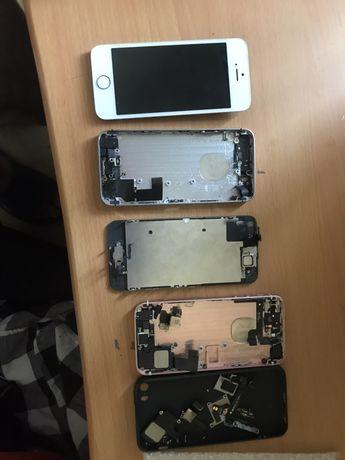 Iphone Se на восстановление