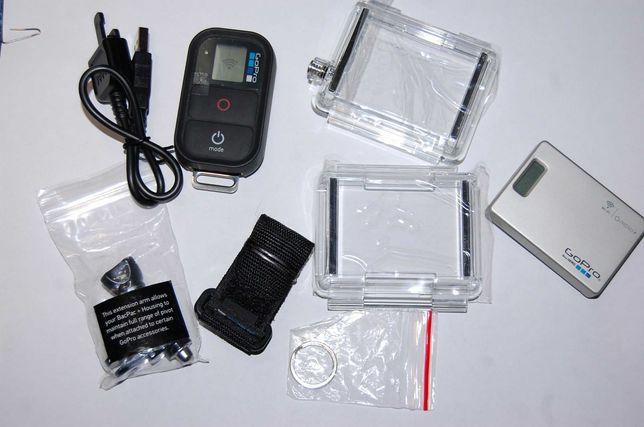 Gopro Wifi Kit + Pilot ARMTE-001 Kabel GoPro Hero 2 Go pro 4 5 6 7 8