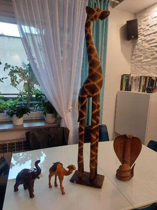 figurki drewniane , skóra Toruń - image 1