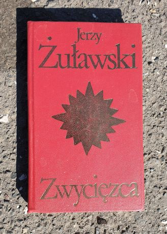 Jerzy Żuławski Zwycięzca 1979 twarda oprawa
