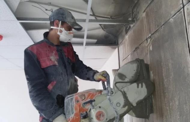 Демонтаж, бетона, стяжки, стен, плитки и т.п.