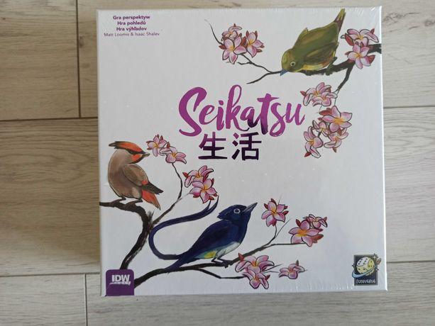 Nowa gra planszowa Seikatsu - zafoliowana
