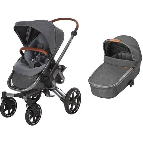 Maxi-Cosi NOVA 4 wózek 2w1 NOMAD GREY