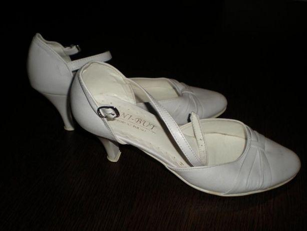 buty ślubne 15zł.