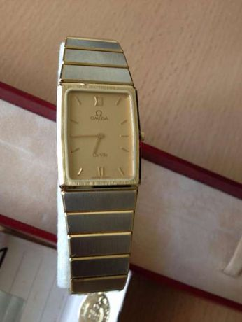 Relógio Omega de Ville Quartz, autentico, antigo é de 1989