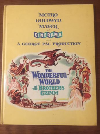 The Wonderful world of the brothers Grimm - metro Goldwyn Mayer cinera