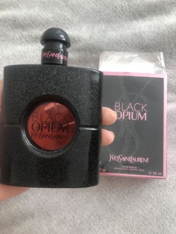 Парфум парфюм духи Black Opium Yves Saint Laurent