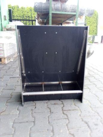 Autokarmnik trzystanowiskowy dla tuczników AP3T