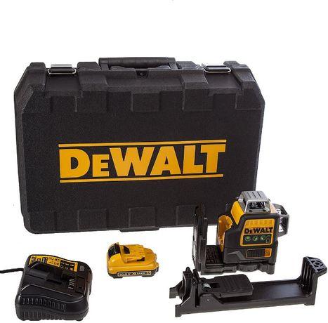 Dewalt DCE089D1G laser krzyżowy 360 zielony
