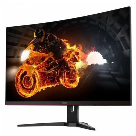"""Monitor AOC 31.5"""" Curvo 144hz Full HD"""