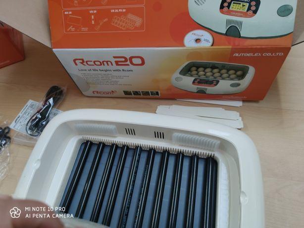 chocadeira incubadora R com max 20 com sistema de rolos e réguas nova