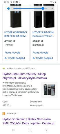 Odpieniacz Hydor Slimskim do 250l
