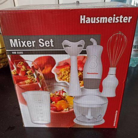 Blender Hausmeister