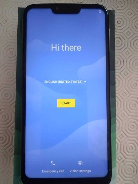 Motorola Moto G7 Power (4GB + 64 GB)