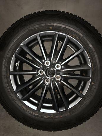 Sprzedam 4 nowe koła zimowe 5x114,3 (Kia,Mazda,honda,) 225/55/17