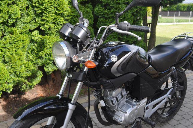 Yamaha YBR 125, 2010 rocznik, bardzo dobry stan