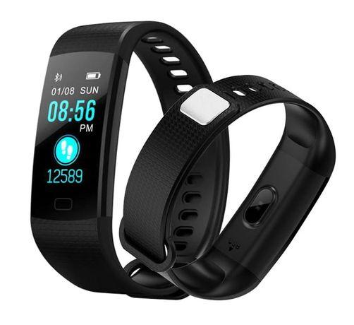 Smartband, Smartwatch, Opaska Sportowa, Pulsometr - Y5