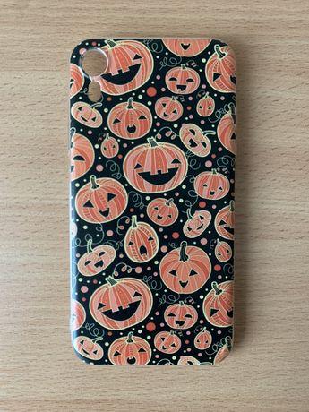 Etui na telefon phone case dynia dynie halloween iphone xr