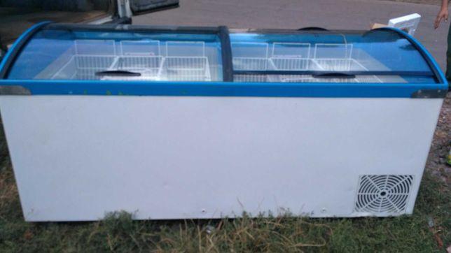 Морозильный ларь(бонета) JUKA M1000V, 1000литров