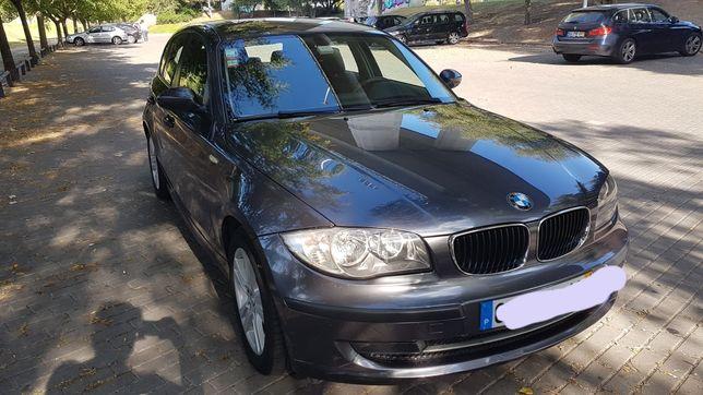 BMW serie 1 118d GPS 150k kms