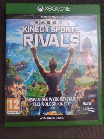 RIVALS kinect sports 6 gier na 1 płycie na kinekt Xbox one S X
