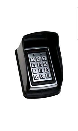 Teclado abertura portas - Controlo acessos RFID em metal