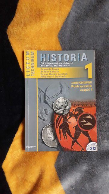 Historia 1 (zakres podstawowy)/podręcznik Operon część I