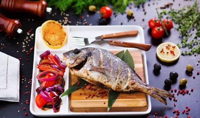 Смесь специй для рыбы/ухи 100г. Специи, травы, пряности опт и розница