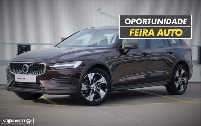 Volvo V60 Cross Country 2.0 D4 Pro Geartronic
